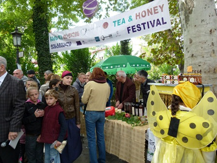 Tea and Honey Festival