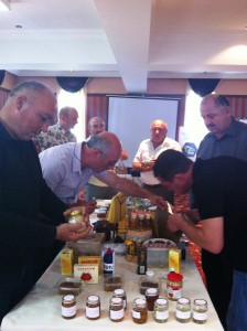 Beekeepers meet in Kars
